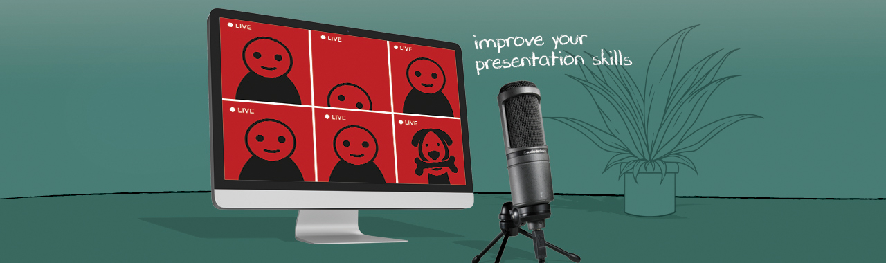 PRESENTATION SKILLS  - Module 1 workshops