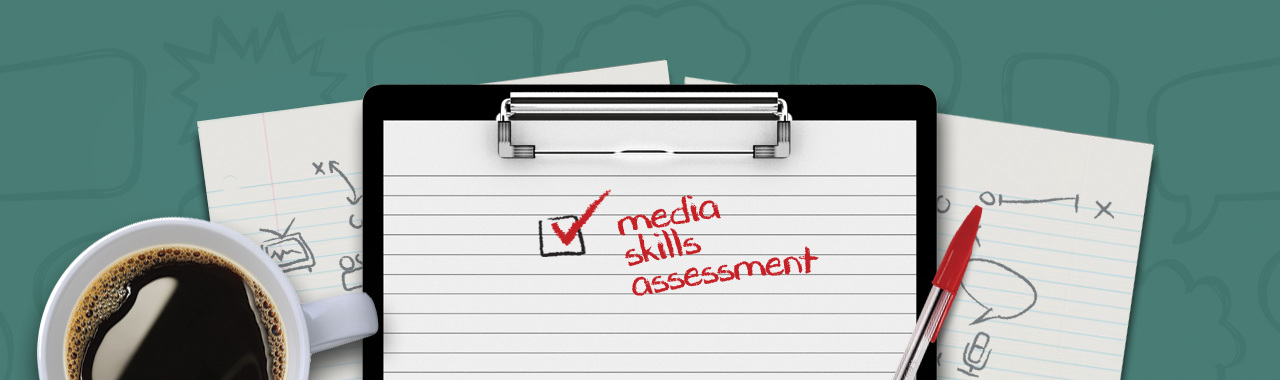 MEDIA SKILLS ASSESSMENT FOR THE RECRUITMENT PROCESS workshops